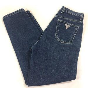 Vintage Guess Jeans 90's Retro Size 30
